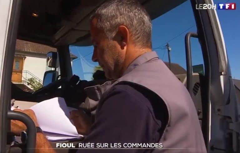 Speed Fuel au JT de TF1
